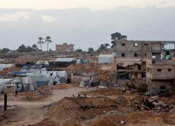 ВВС ЦАХАЛа разбомбили тоннель из Газы в Израиль