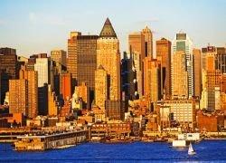 Нью-Йорк назван самым дорогим городом для арендаторов