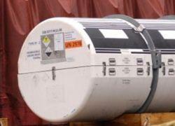 В Россию привезли радиоактивные отходы из Германии
