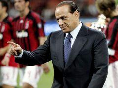 "Берлускони продает \""Милан\"" Каддафи"