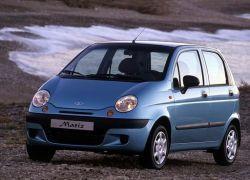 Daewoo Matiz нового поколения