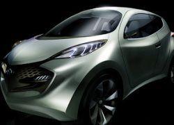 Hyundai показала предвестника нового кроссовера