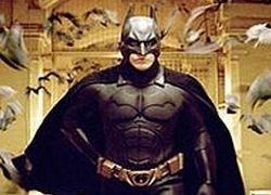 Бэтмен признан величайшим супергероем