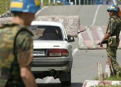 Грузия открыла КПП на границе с Россией