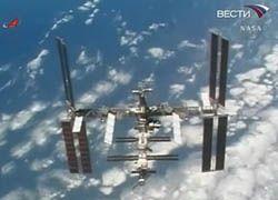 Космонавты на МКС разминулись с космическим мусором