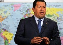 В мире прошли демонстрации против Чавеса