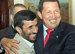 Иран и Венесуэла поддержат революционные нации