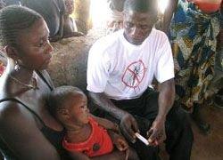ООН опасается эпидемии малярии в Африке