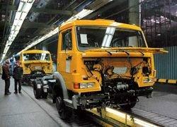 КАМАЗ запускает главный конвейер после месяца каникул
