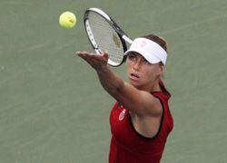 Звонарева не смогла выйти в 1/4 финала US Open
