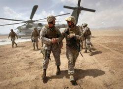 США начинают переброску войск через Россию