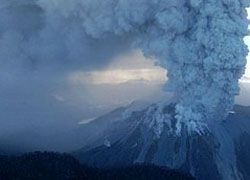 В Никарагуа ожил вулкан