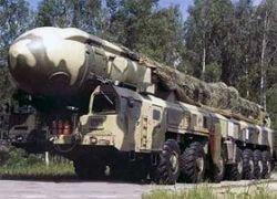 Россия вооружается новейшими ракетами РС-24