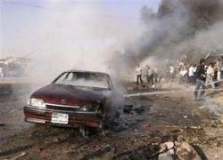 На западе Ирака произошел крупный теракт