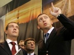 Российская экономика между олигархами и государством