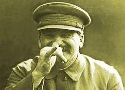 Положительно про Сталина?
