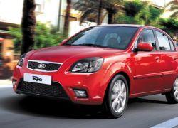 В России начались продажи нового Kia Rio