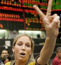 Фондовый рынок: женское ли это дело?