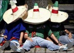 Мексикансы убивают негров