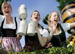 Октоберфест в Мюнхене превысил все показатели 2008 года