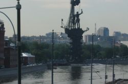 Москва может провалиться в подземное море