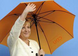 Меркель больше не сможет прятаться за партию