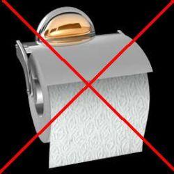Американцев лишат туалетной бумаги