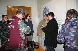 В Рязани ФМС устроила облаву на правозащитников