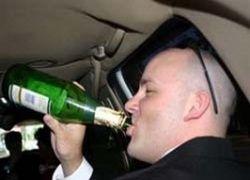 Алкоголь поможет выжить в автокатастрофе?