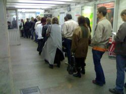Бесплатное метро как акция протеста