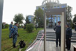 Пятеро милиционеров похитили товаров на 550 млн рублей