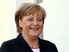 Пресс-конференция канцлера ФРГ Ангелы Меркель