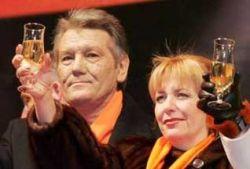 Ющенко вывозит ценности на родину жены