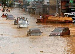 Филиппины сообщили о 240 жертвах наводнения