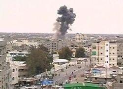 ВВС Израиля уничтожили ракетную установку в Газе