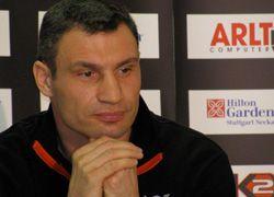 Виталий Кличко намерен проститься с рингом