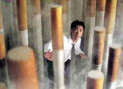 Изменение рациона поможет бросить курить