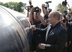 Путин устранит монополию Газпрома на трубу