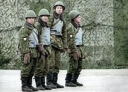 Российская армия не защищена от всплеска преступности