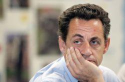 Николя Саркози получил новую пулю в конверте