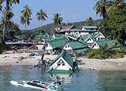 Из-за цунами в Самоа пострадали граждане Австралии