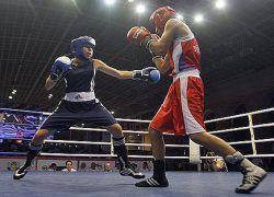 Россиянка поменяет медаль чемпиона мира по боксу