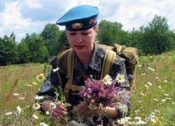 Что тянет женщин в украинскую армию?