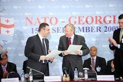 НАТОвские перспективы Тбилиси под угрозой