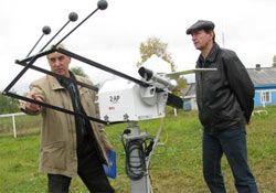 Российские метеорологи вооружились роботами
