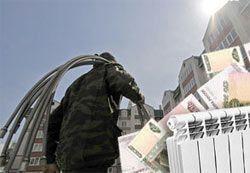 Российское ЖКХ тонет в долгах