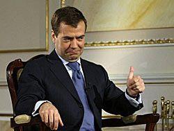 Медведев: Всех россиян надо научить экономить энергию