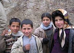 В Афганистане девочку убило коробкой с листовками