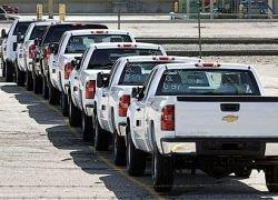GM закроет завод по производству пикапов