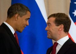 Медведев предупредил Обаму о судьбе New Jersey Nets